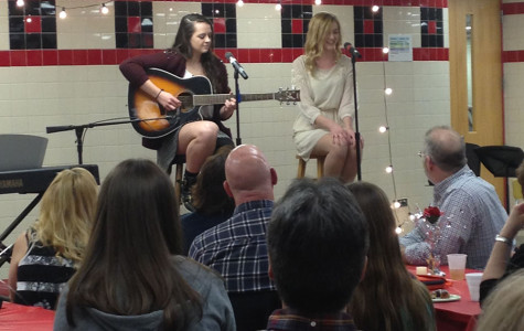 North Hills students shine at Cabaret Night