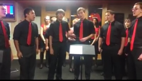 """NH Singers hitting new notes with """"Barbershop Quartet"""""""