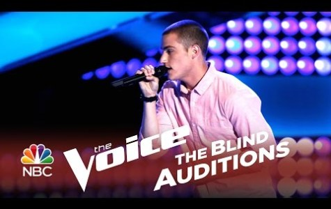 Chris Jamison turning heads and chairs on The Voice