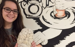 Artist Spotlight With the Pottery Club President