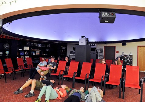 Planetarium opens for the new school year