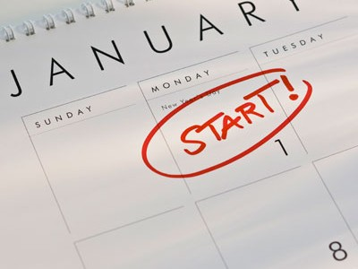 New Year's Resolutions: Support the Self-Improvement