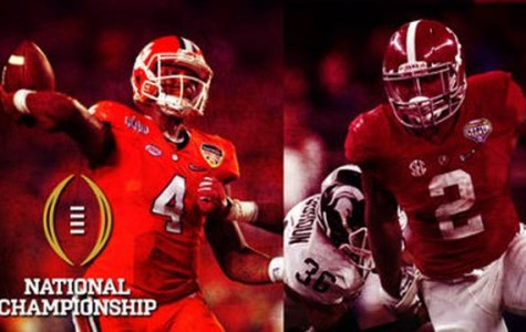 The End of the College Football Season… the National Championship
