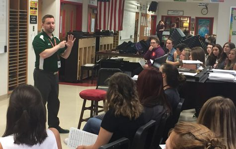 The Dreamcatchers and ARROW to make their debuts in the North Hills choral program this year