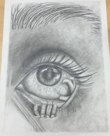 Drawn by Maddie Mikeska