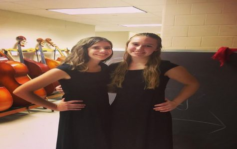 Middle school and high school combined concert