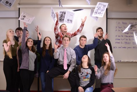 CHS Media's pilot of 'The Staff' to premiere this week