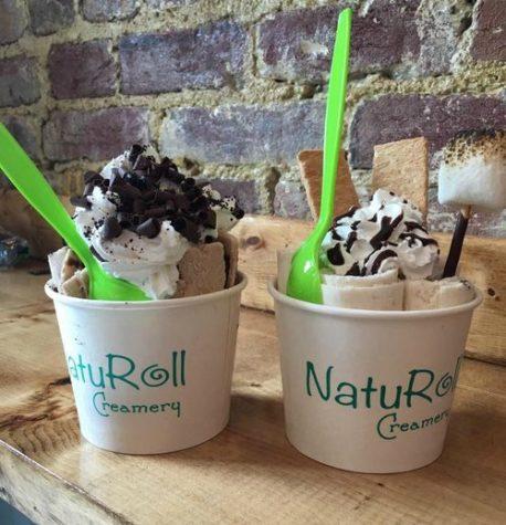 Roll into NatuRoll