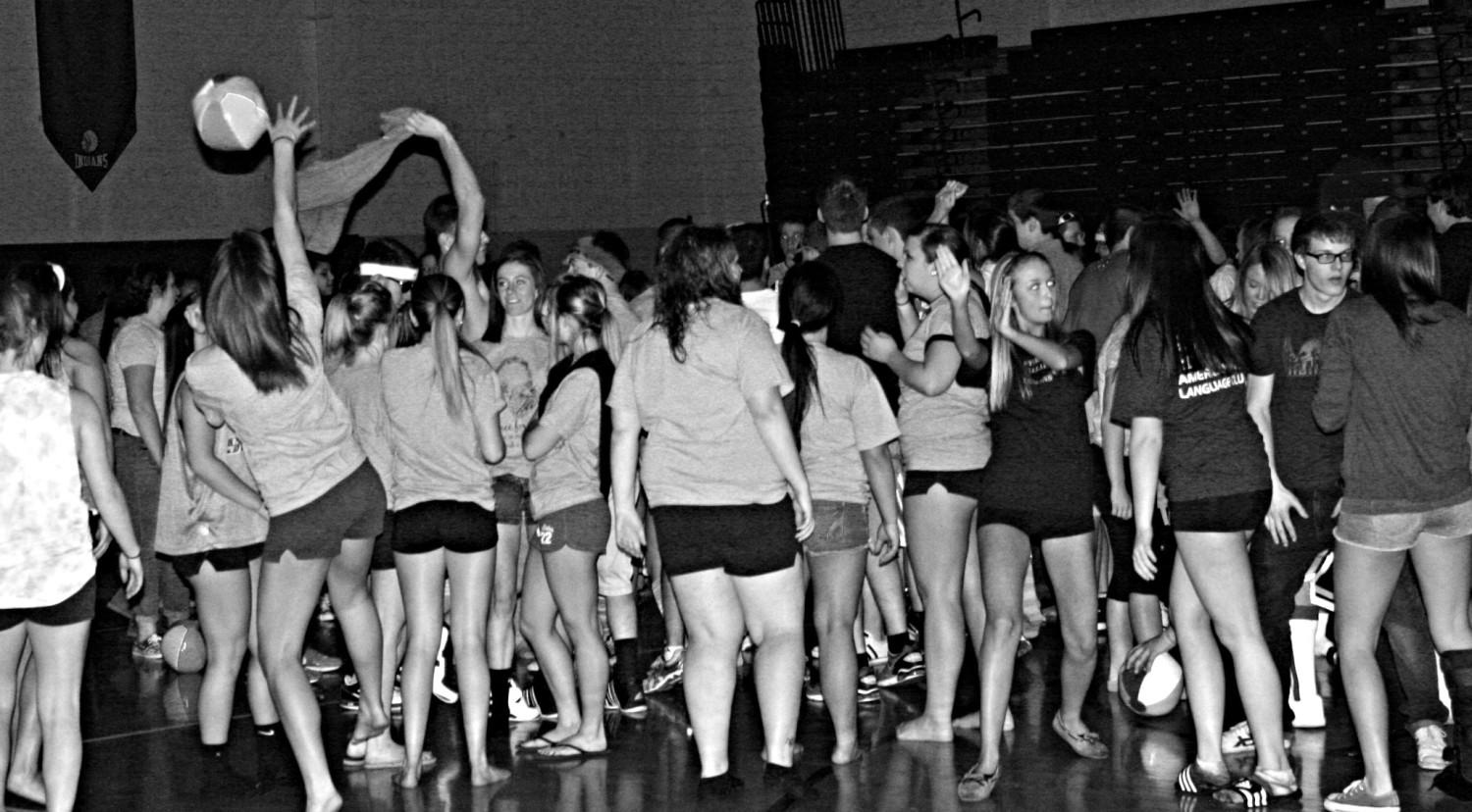 The Dance for Dee in March of 2012