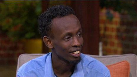 Barkhad Abdi's Rise to Prominence