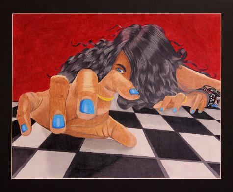 """Foreshoten"" by Courtney Baumgartner"