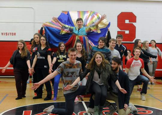 St. Sebastian Youth Ministry to perform