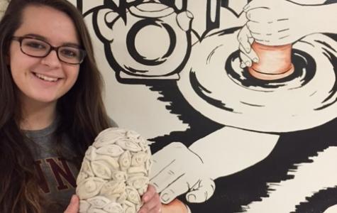 Artist Spotlight With the Pottery Club President