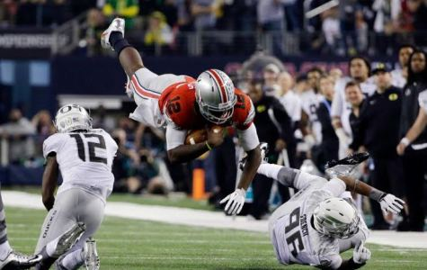 Ohio State defense grounds the Ducks in the National Championship