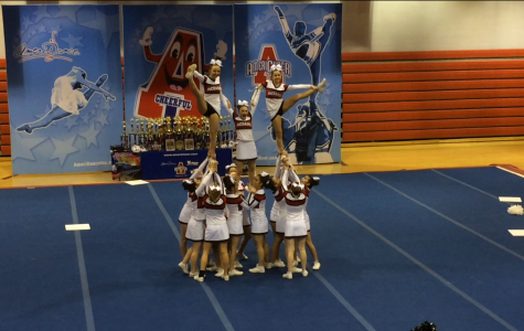 "North Hills Competitive Cheer Team  ""RAH""cks It"