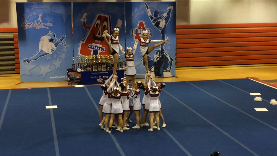 North Hills Competitive Cheer Team