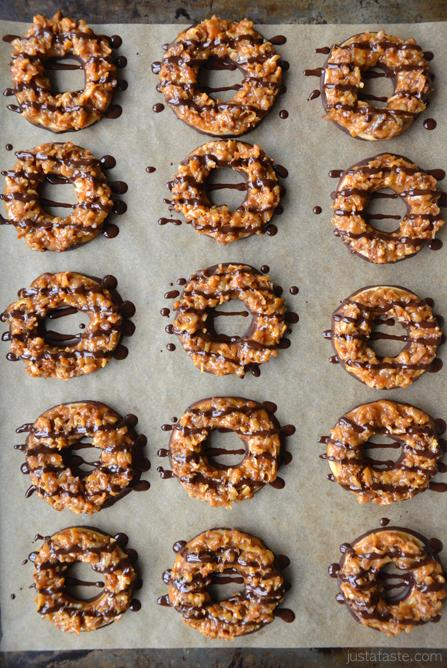 Make Your Own: Girl Scout Cookies