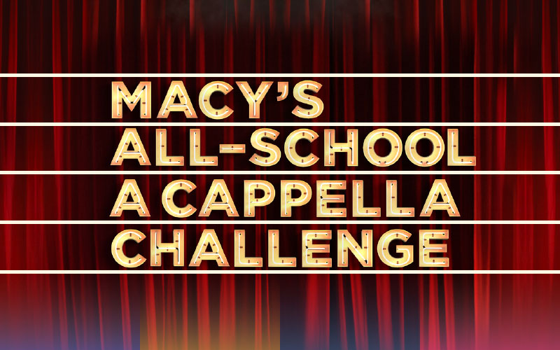 North Hills Singers to enter in Macy's All-School A Cappella Challenge