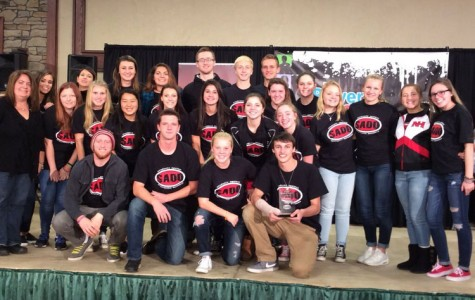 North Hills SADD Club is named Pennsylvania Chapter of the Year