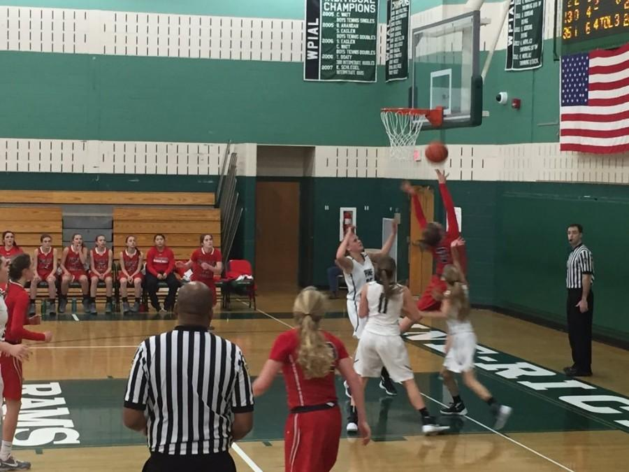 Lady Indians fall in a tough section battle