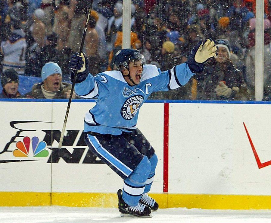 Hockey's Pastime