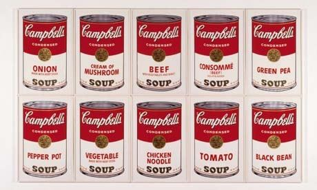 Andy Warhol Review