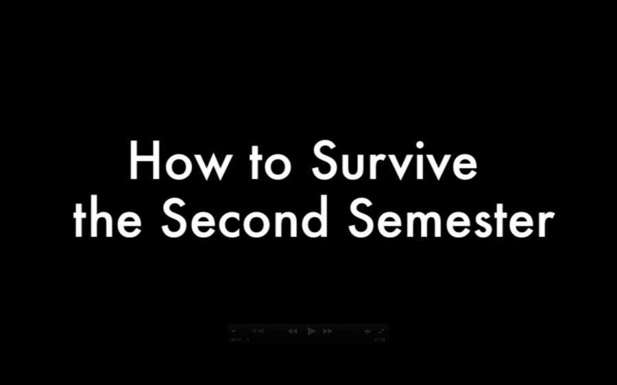 Second+Semester+Advice
