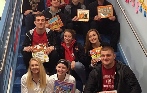 North Hills athletes return to elementary schools