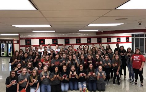 SADD Club sponsors Red Ribbon Week