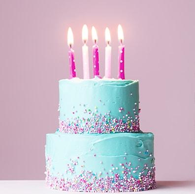 Birthday During the Coronavirus