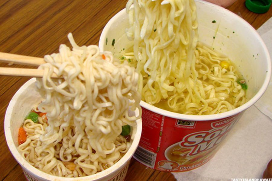 The Secret to Perfect Ramen Noodles