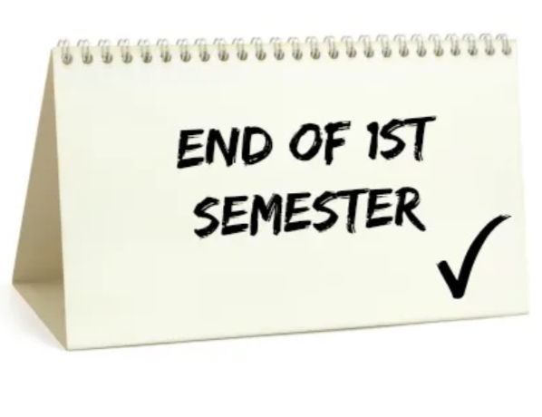 The End of a Semester