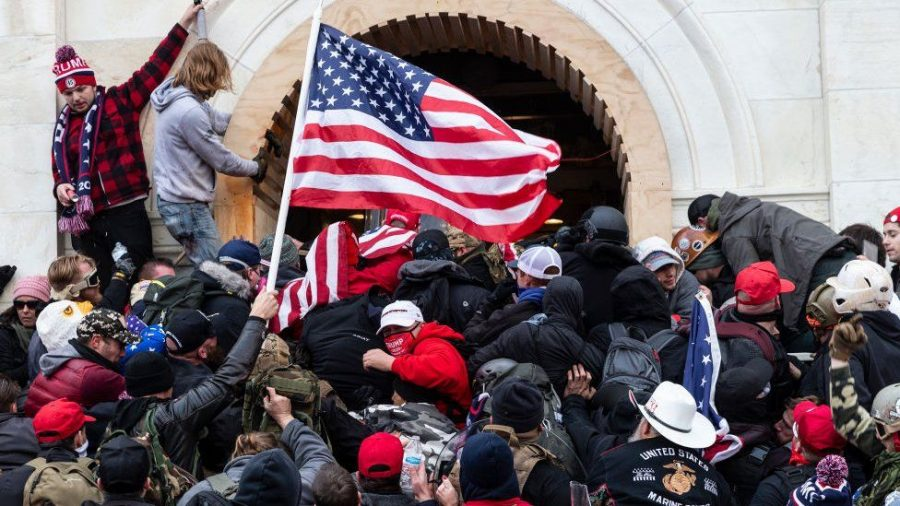 Pro-Trump Mob Storms Capitol